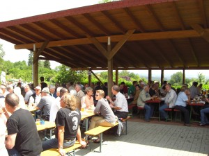Vatertagsgrillfest 2011 - 1