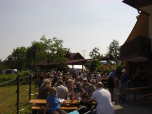 Vatertagsgrillfest 2011 - 3
