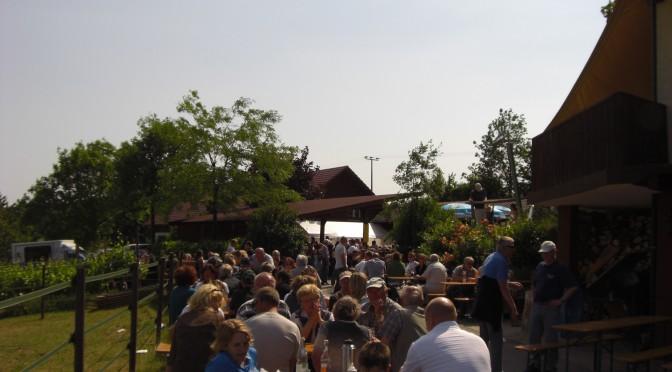 Vatertagsgrillfest 2011