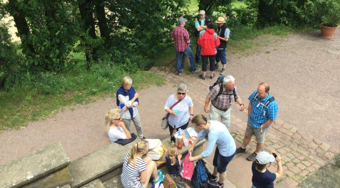 Vereinsausflug in die Pfalz
